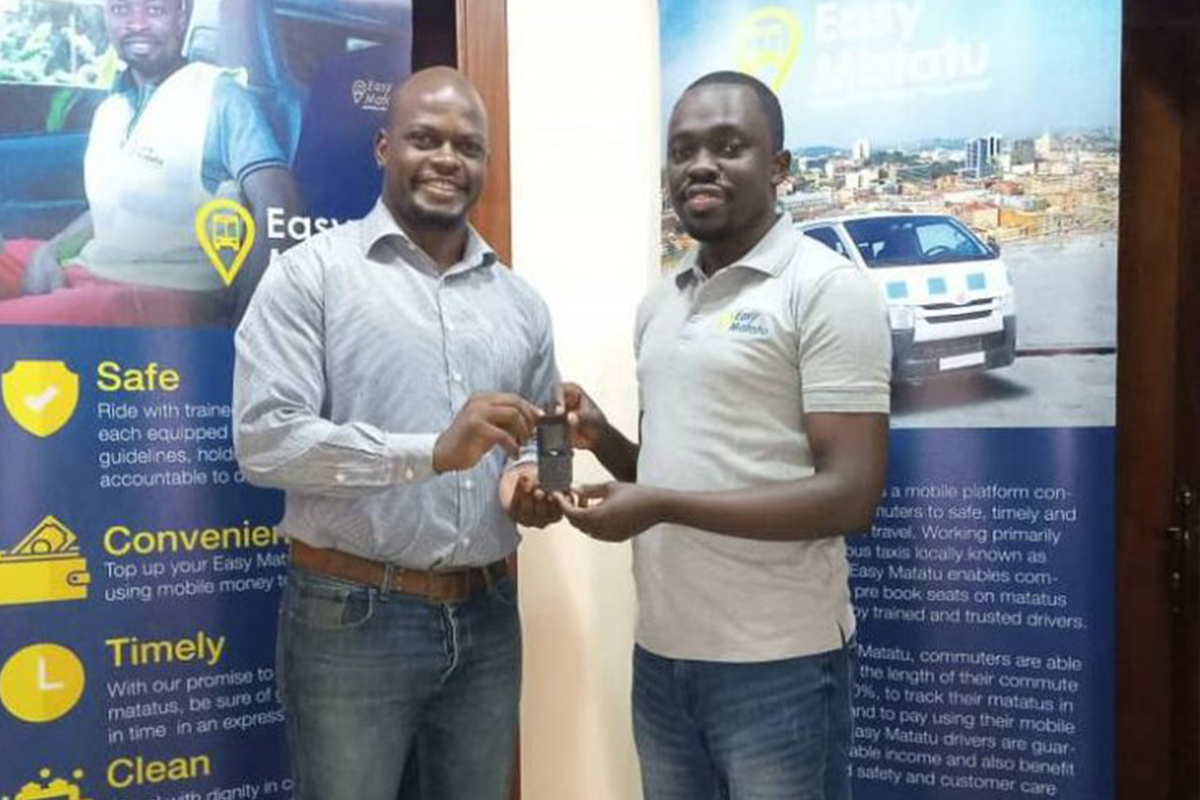 Easy Matatu USSD booking for offline users