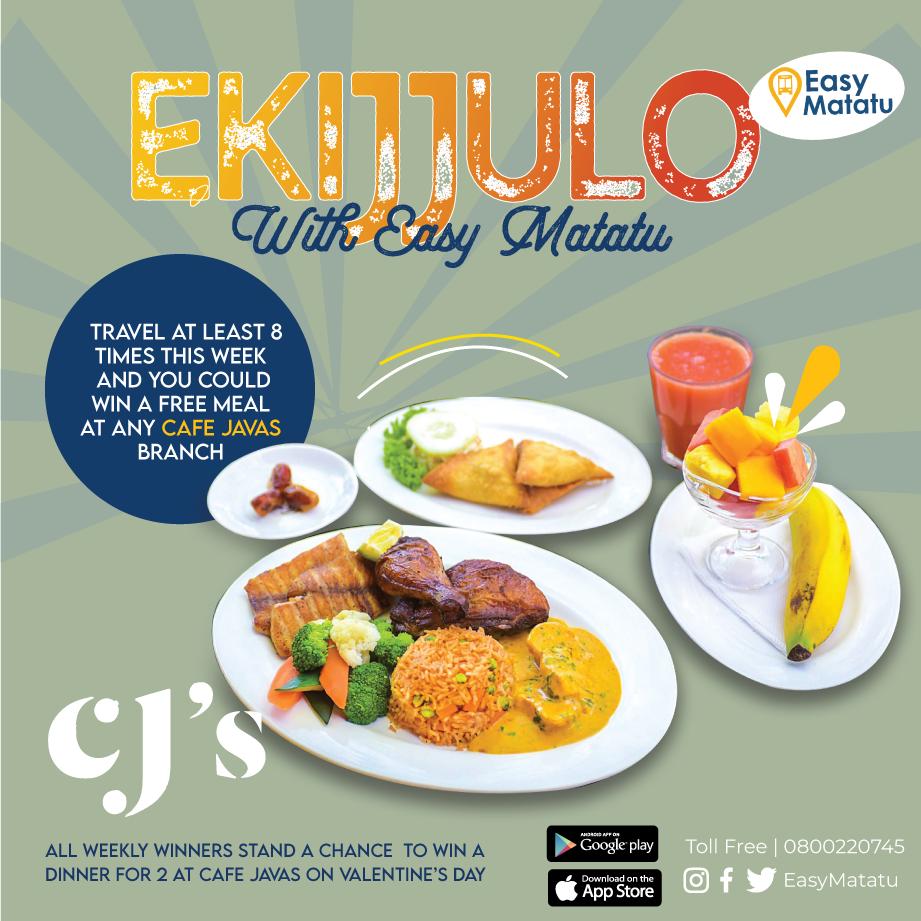 Ekijjulo with Easy Matatu.